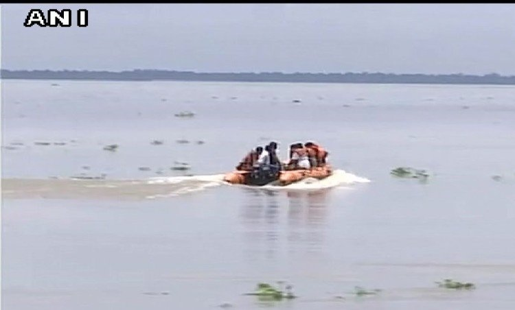 Assam flood situation is very worsens, 22 deaths so far