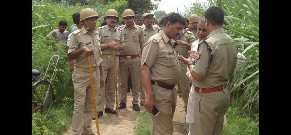 In Yogiraj, the courage of the accused, double murder again within 15 hours