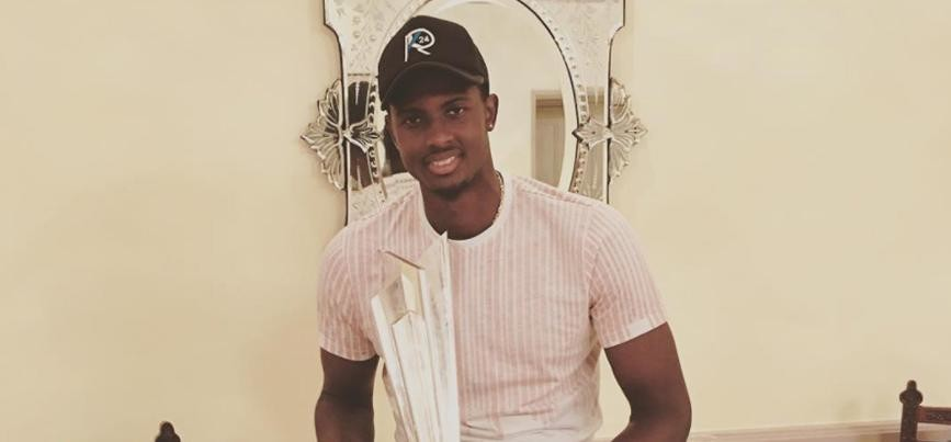 Jason Holder's Girlfriend Christina and Their Pics