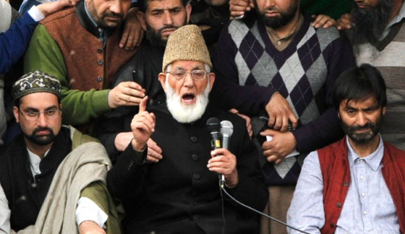 Hurriyat Leadership Calls For Protests  Aganist Braid Chopping Indicents