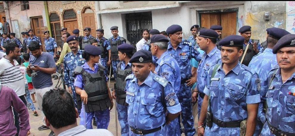 Home Minister Yakub Qureshi's house raid