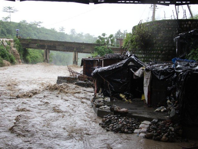 heavy rain alert in uttarakhand five district