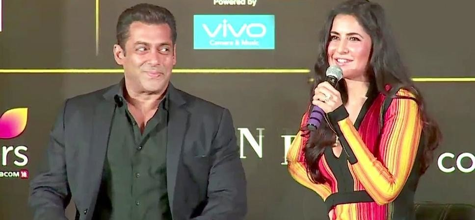 Salman Khan calls Katrina Kaif as one of the most hard working girls in Bollywood
