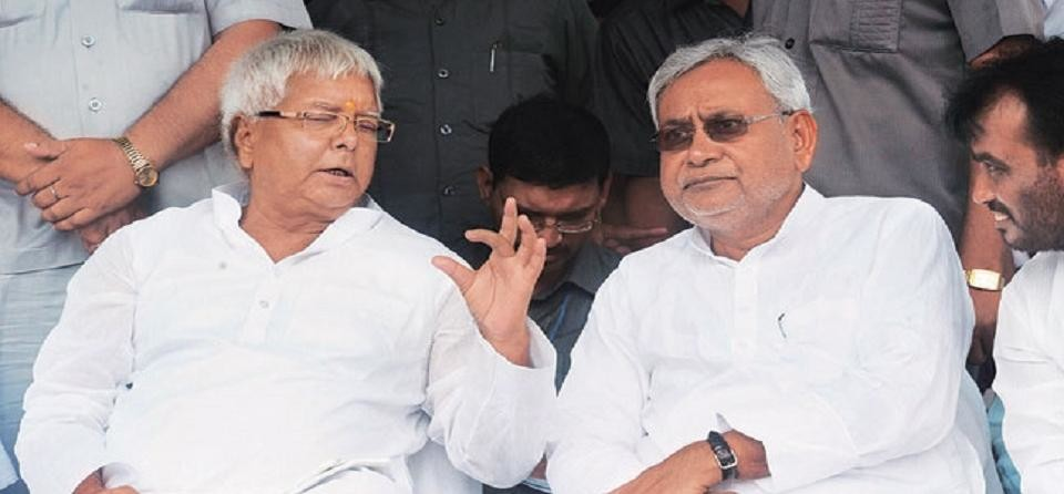 k c Tyagi said Final decision to break the alliance in hands of Nitish-Lalu