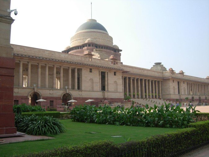 last day to book online ticket to visit Rashtrapati Bhavan and Changing the Guard show