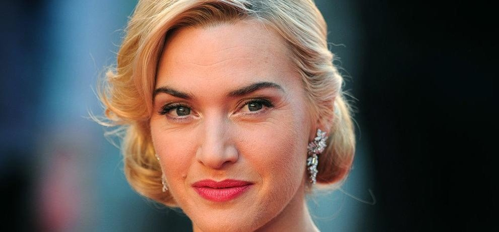 Kate Winslet said how 'Titanic' taught her to look ahead in life