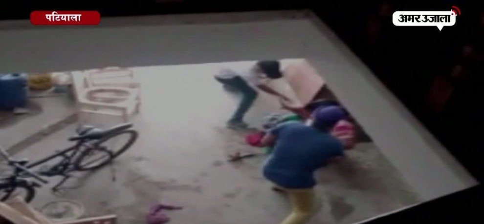 Woman beaten by her brother in law and his friend over dowry demand in patiala