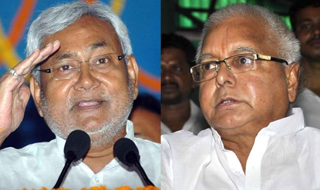 Patna: Nitish policy stance in Lalu Yadav's heart
