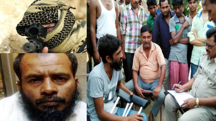 villagers says about Suspected Terrorist saleem khan