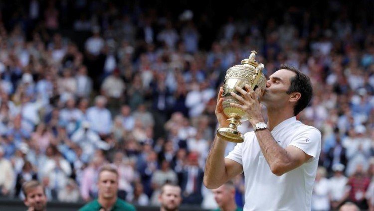 federer won 8th wimbledon title and 8 facts about him