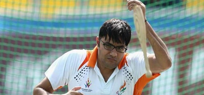 Amit Kumar wins silver in World Para Athletics Championships