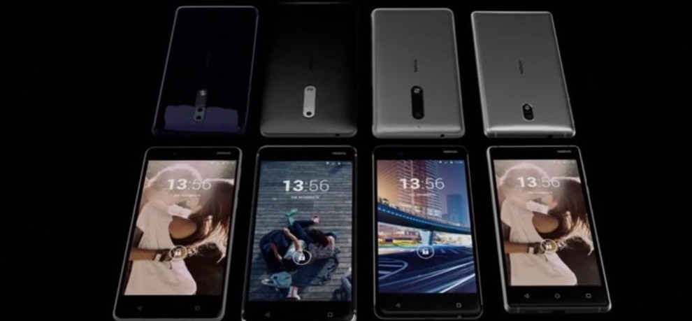 Nokia 8 may be launched on 31 July with Snapdragon 835