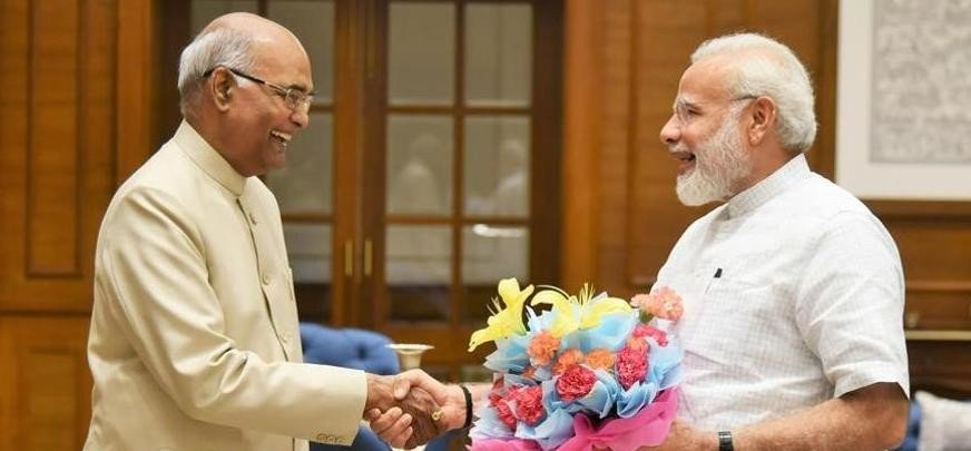 president of india ram nath kovind connection with haridwar