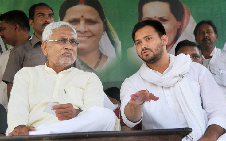 Nitish will not take a decision on tejaswi Yadav now