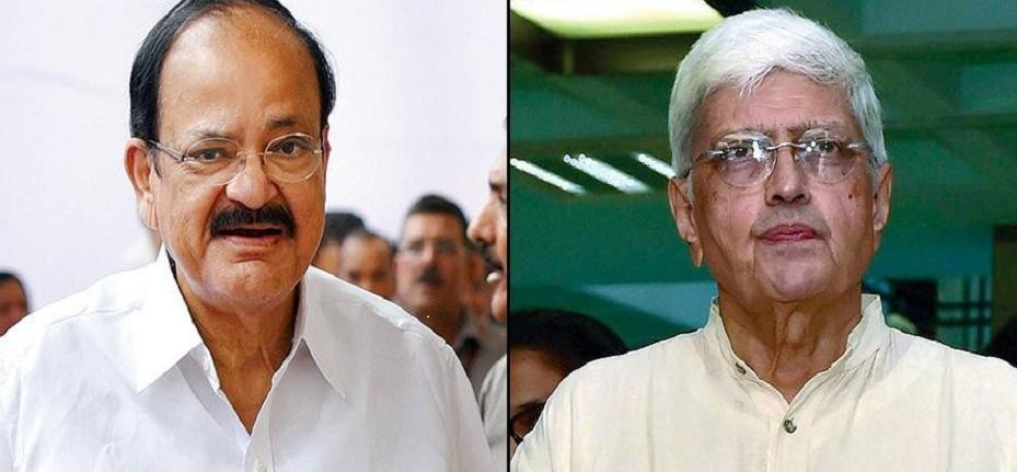 Vice president election: NDA declares Venkaiah Naidu vice-presidential candidate