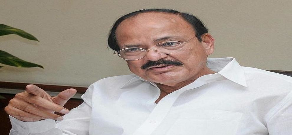 After nomination venkaiah naidu says, Party is my mother