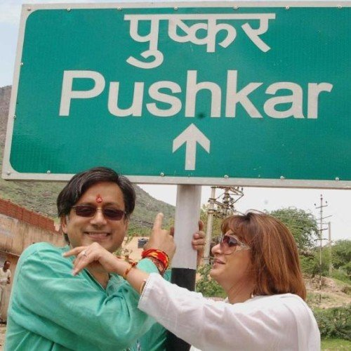 big exposure in sunanda pushkar death case, one of her family member deletes her mobile data