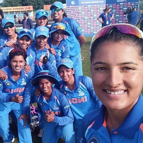 Women's World Cup 2017: India's journey till semifinal