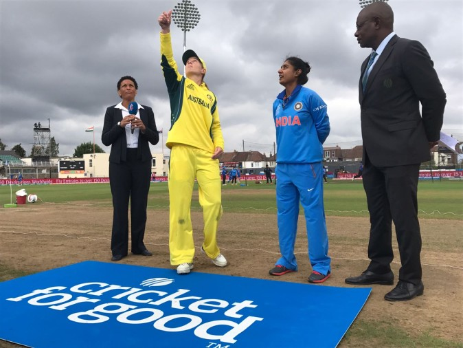 Match Preview  Women's World Cup Second Semifinal  india Vs Australia at derby