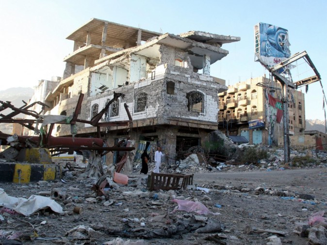 20 Yemeni civilians killed in air strike