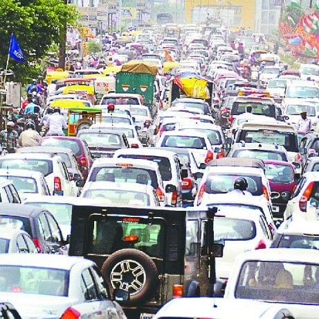 highway and delhi road close