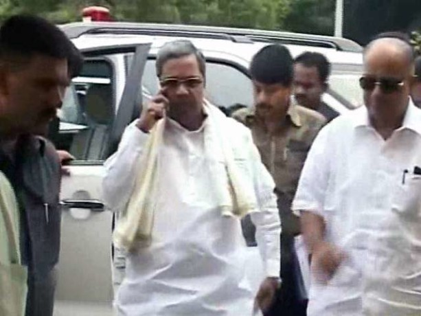 Central government rejects demand for separate flag of Siddaramaiah government