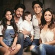 This is the reason behind why Shah Rukh Khan sent Aryan and Suhana abroad for studies