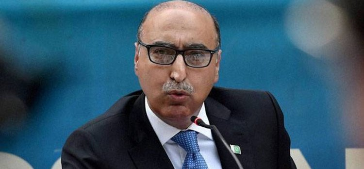 pakistani high commissioner abdul basit meets chinese ambassador to India
