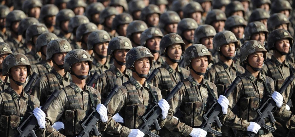chinese army transgress in barahoti many time