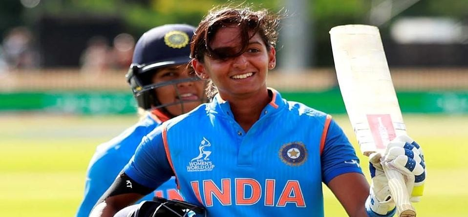 harmanpreet Kaur creates many records with her inning against Australia in second semifinal
