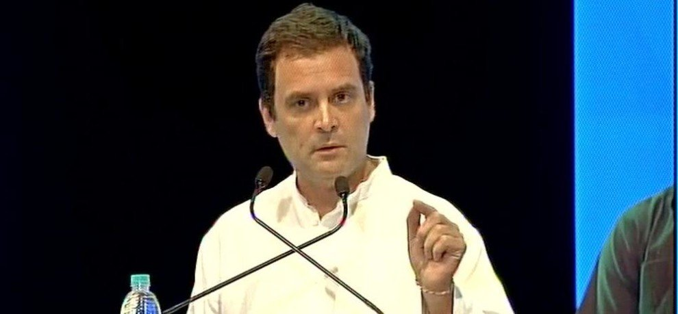 CONGRESS VICE PRESIDENT RAHUL GANDHI attacks on yogi government