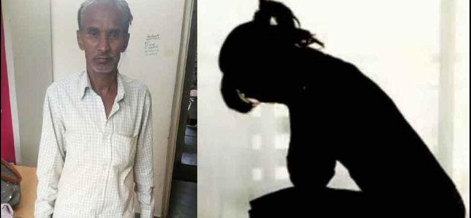 class 10th student gave birth to premature baby in school bathroom, auto driver arrest