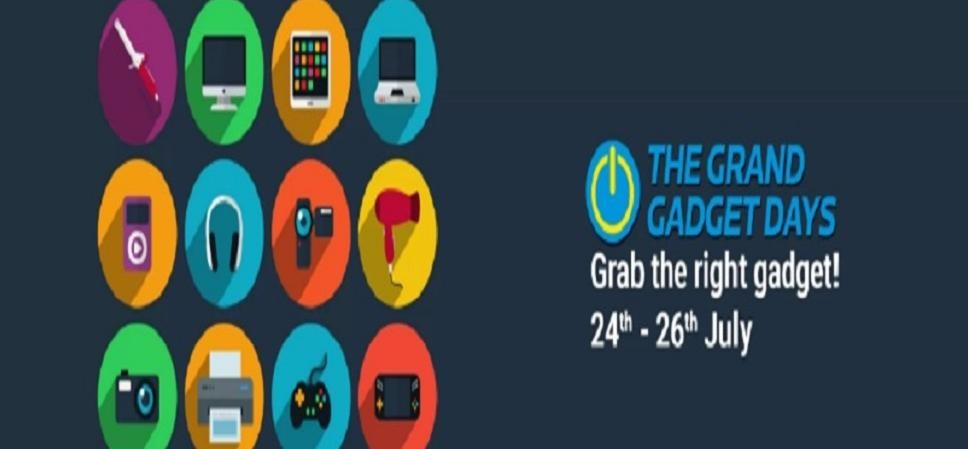 Flipkart Grand Gadget Day Sale starts: Buy Laptops, Cameras, Tablets