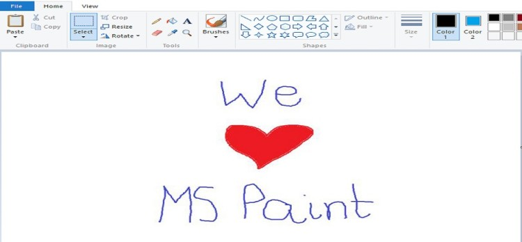 Ms Paint Isnt Going Away, Microsoft Says It Will Be