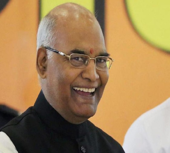 Ten companies deployed in security of President Ram Nath Kovind for visit Katra, Jammu and Kashmir
