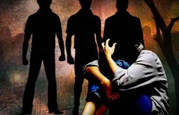 Two young people of the village gangraped with teenager