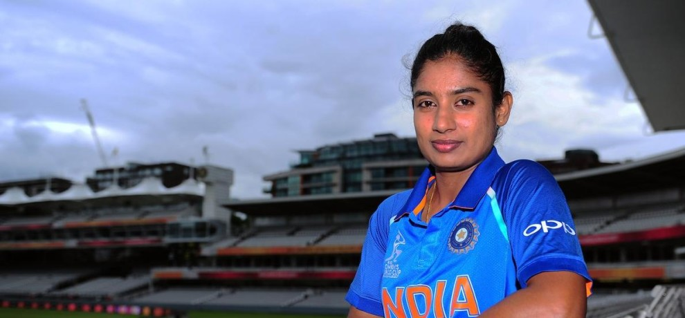 India women's team skipper Mithali Raj's biopic announced with  Viacom18 Motion Pictures