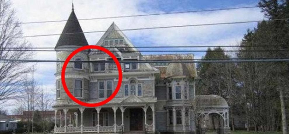 Is Queen Anne House is haunted Google Street View   finds the answer