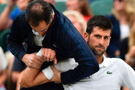 djokovic announced on social media that he will not take part in any tournament this season