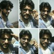 shahrukh khan look a like Haider Maqbool photo viral on social media