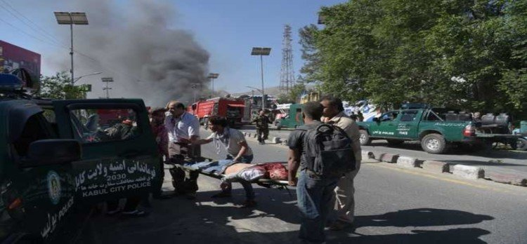 Taliban second attack in Kabul, 102 killed, 200 injured in Kabul