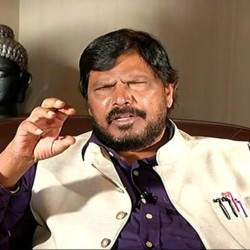 गुजरात चुनाव में भाजपा को समर्थन देंगे रामदास अठावले