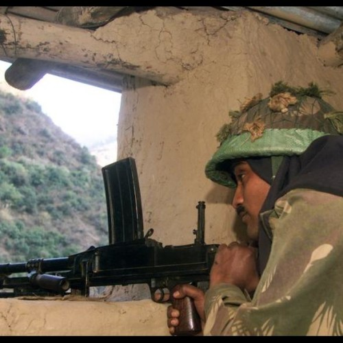 indian army made bunker in near barahoti