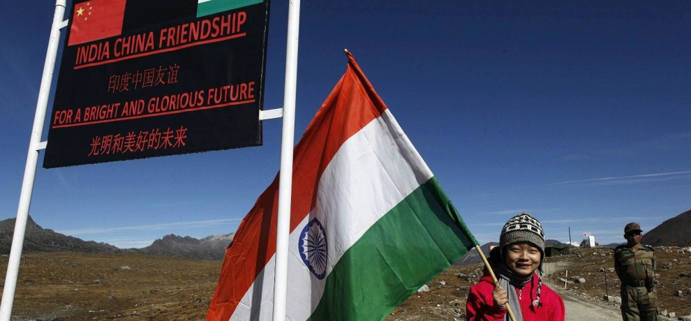 Iindia-China-Bhutan try junction Issue will resolved before BRICS summit