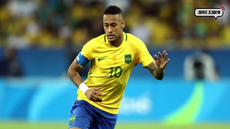 Footballer Neymar denies rape allegations