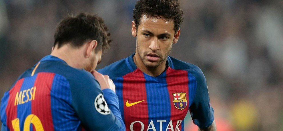 neymar confirms move to psg gets 222 million euros