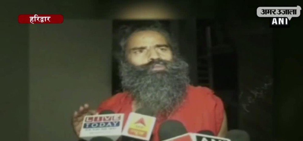 Now time to merge PoK with India again: Baba Ramdev