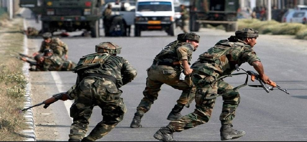 indian army encounter three militants at sopore in jammu