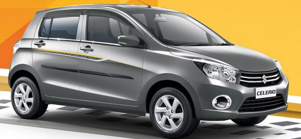 maruti suzuki launches celerio limited edition