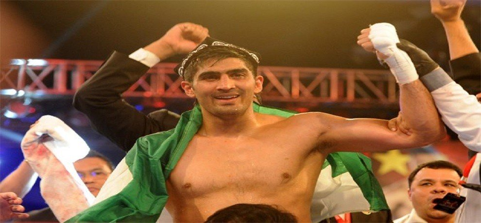 vijendar singh done what he has said before encounter with china boxer